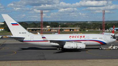 Названы причины поломки президентского Ил-96 в Лиссабоне