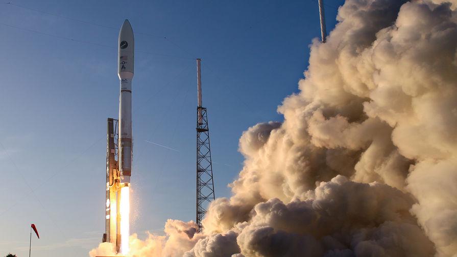 Запуск Atlas V с X-37B Orbital Test Vehicle