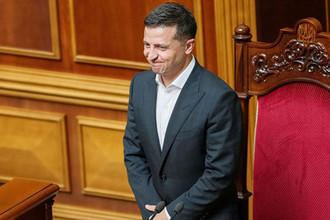 «Два этапа»: Зеленский о решении конфликта в Донбассе