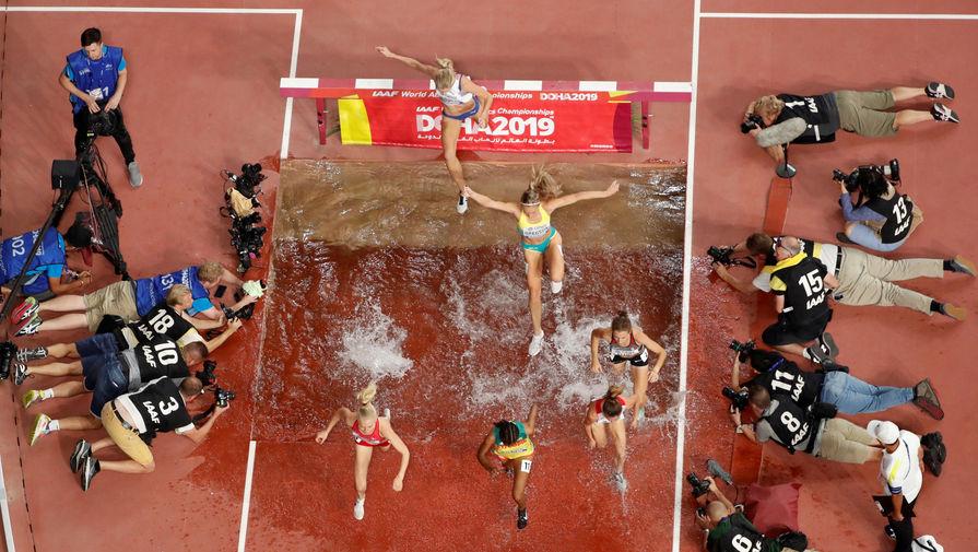 Легкоатлетка Седова лишена бронзовой медали чемпионата России из-за допинга