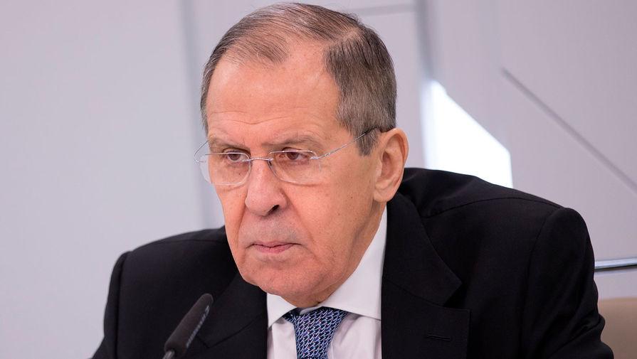 Лавров: Россию огорчают попытки Запада обвинить Китай из-за пандемии