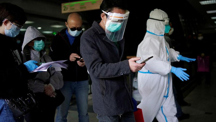 Вина за пандемию: США обвинили Китай в сокрытии данных
