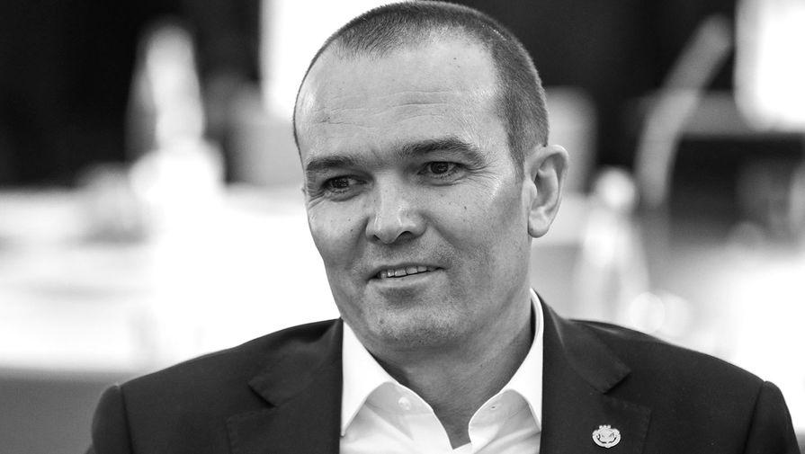 Экс-глава Чувашии Михаил Игнатьев умер от коронавируса