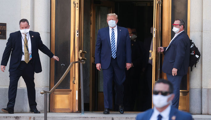 «Никто не остановит»: у Трампа хотят забрать «красную кнопку»