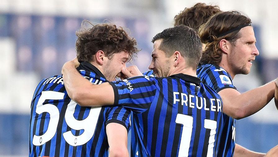 Тренер Аталанты прокомментировал победу в 1/8 финала Кубка Италии