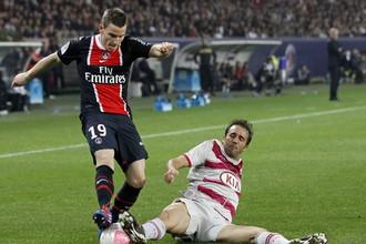 ПСЖ едва не проиграл «Бордо»