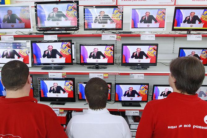 Эксперты считают, что послание Путина адресовано прежде всего представителям власти