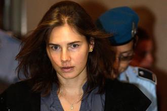 В Италии отменен оправдательный приговор Аманде Нокс
