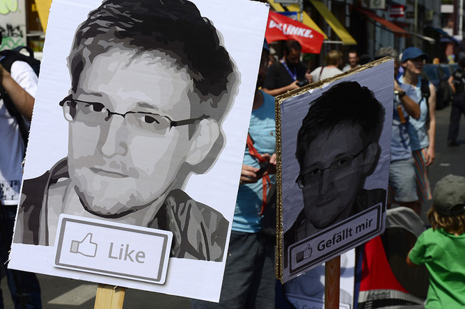 Экс-журналист The Guardian публикует книгу по материалам разоблачений Эдварда Сноудена