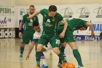 Столичная «Дина» стала девятикратным чемпионом России по мини-футболу