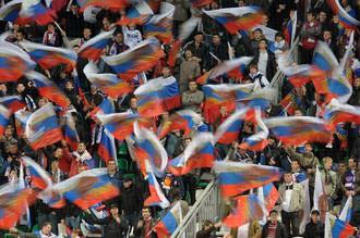 Сборная России проведет серию матчей с топ-командами