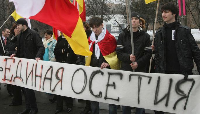 Южная Осетия переносит «крымский сценарий»