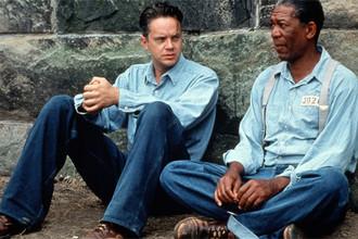 Кадр из фильма «Побег из Шоушенка» (1994)