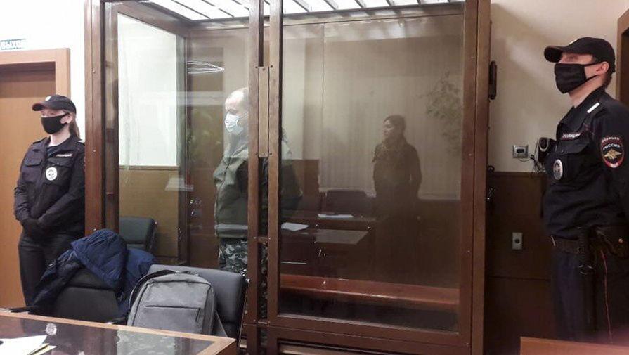 Иван Князев, обвиняемый в стрельбе в 13-летнюю девочку