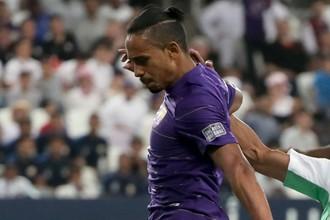 Футболист «Аль-Айна» Кейо