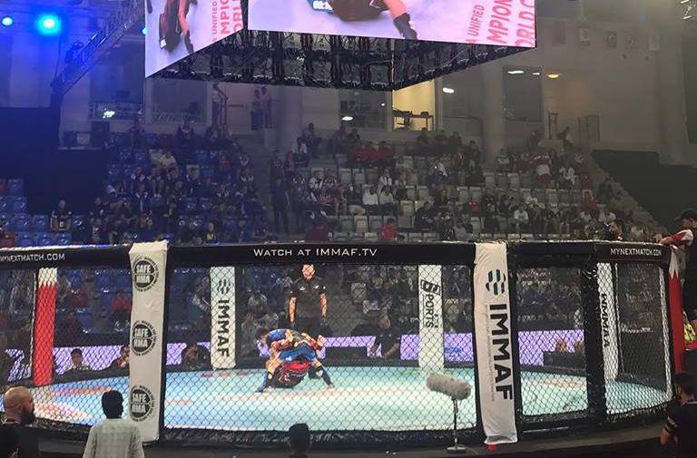 Чемпионат мира по MMA в Бахрейне