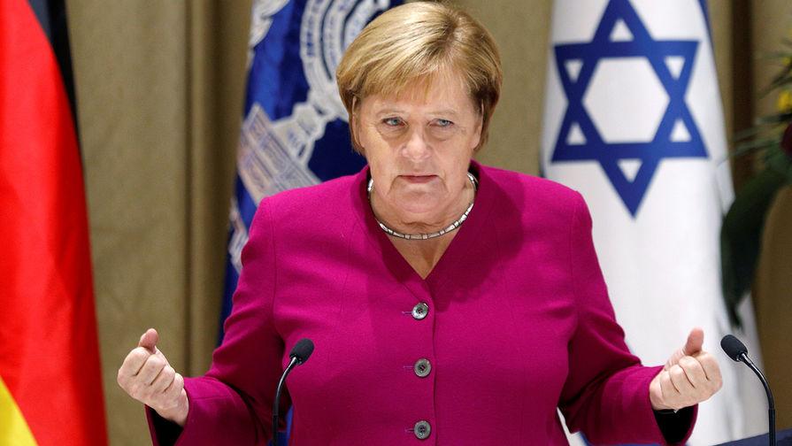 Самочувствие трясущейся Меркель назвали хорошим