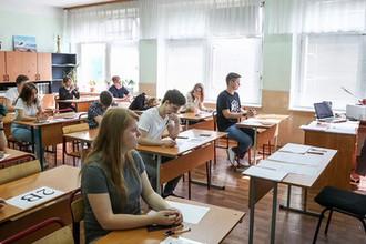 Судьбоносный день: выпускники написали главный экзамен
