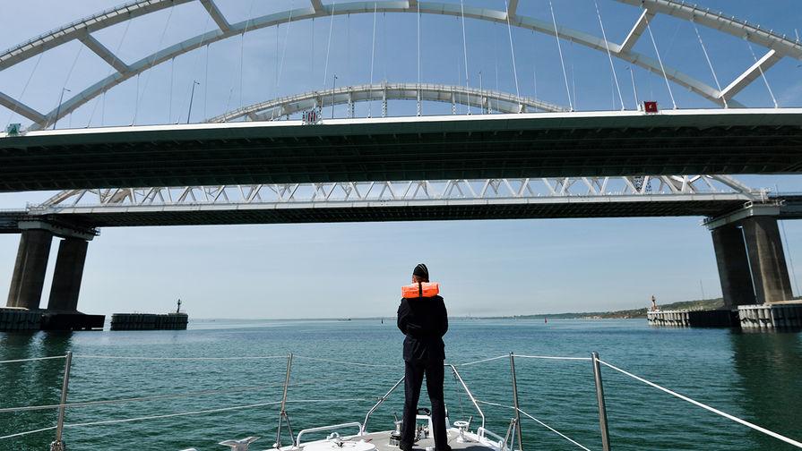Названа дата запуска поездов по Крымскому мосту