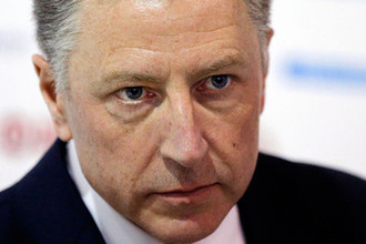 «Определяем время»: Волкер готов встретиться с Сурковым
