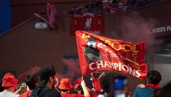 «Ливерпуль»- чемпион