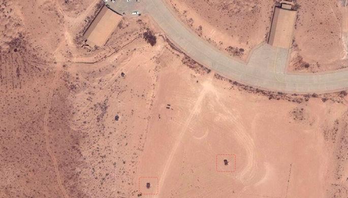 Могут быть жертвы: ЛНА уничтожила турецкую технику в Ливии
