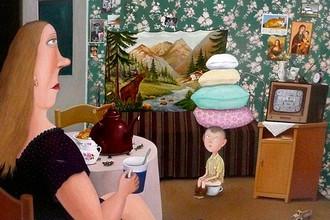 Валентин Губарев. «Дом-конфетка и маленький мальчик с потерянными иллюзиями»