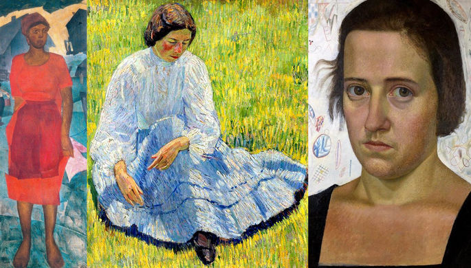 Жены художников: сами выбирали, не жалуйтесь