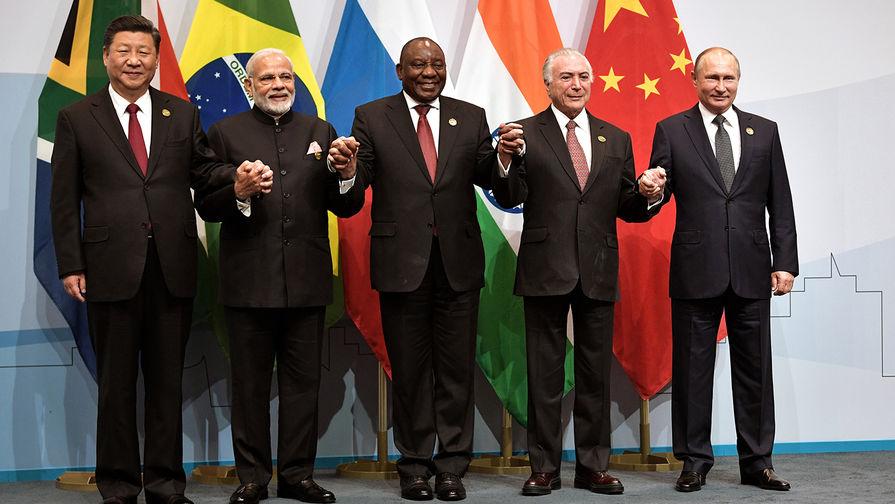 Лидеры страны БРИКС приняли совместную декларацию по итогам саммита