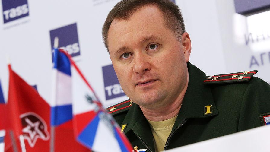 Задержан экс-начальник ЦСКА полковник Михаил Барышев