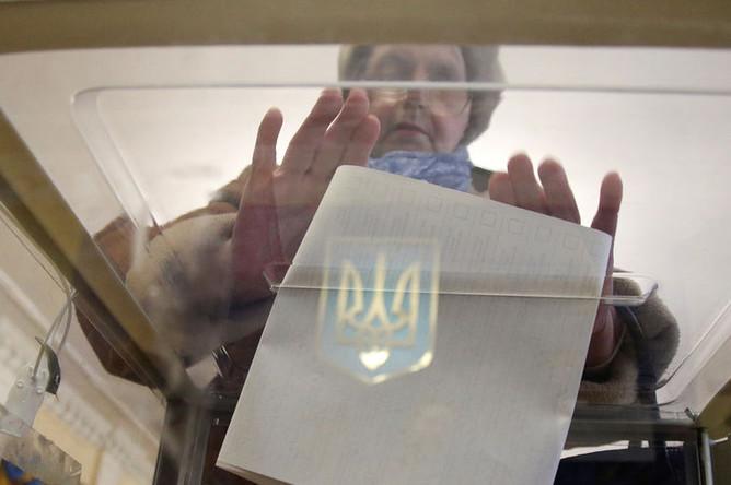 Выборы Президента Украины в Киеве, 31 марта 2019 года