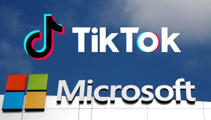 Крайний срок — сентябрь:Microsoft готовитсякупить TikTok