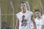 Тарасов может быть дисквалифицирован на 10 матчей за футболку с Путиным