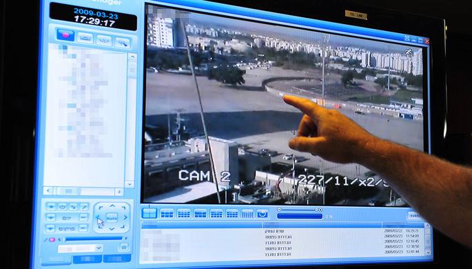 Камера ждет: маска не спасет преступников