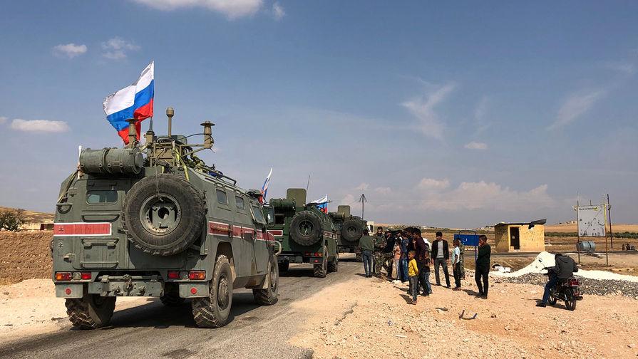 Следят за курдами: Россия и Турция начали патрулирование