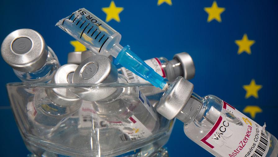 В Нидерландах запретили применение вакцины от AstraZeneca для людей младше 60