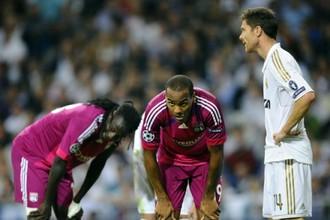 «Лион» может помешать «Реалу» досрочно выйти в плей-офф