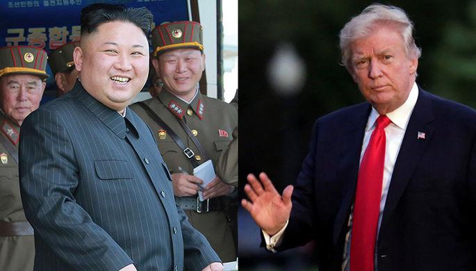 Трамп рассказал о подготовке встречи с главой КНДР Ким Чен Ыном