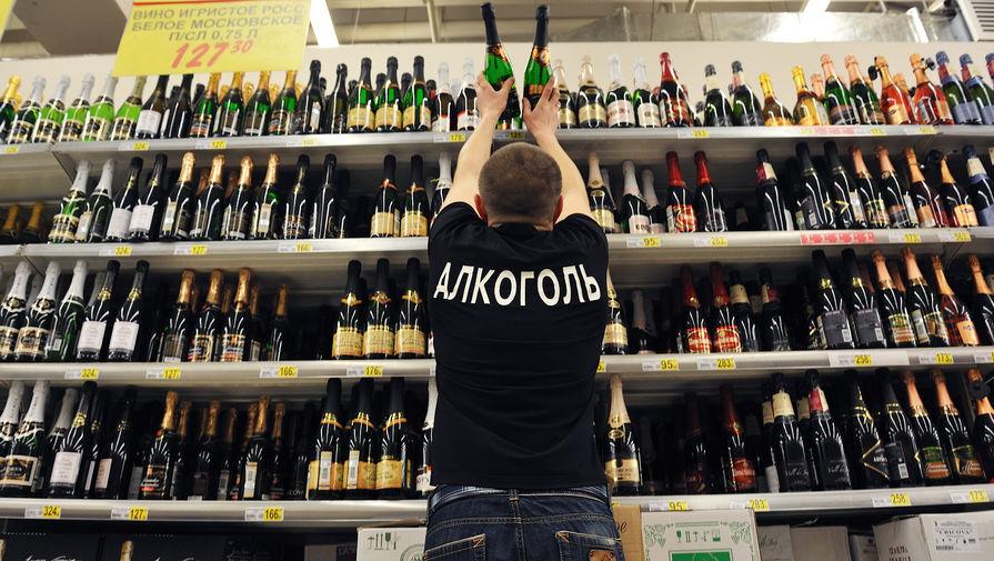 В России предложили ограничить продажу алкоголя из-за коронавируса