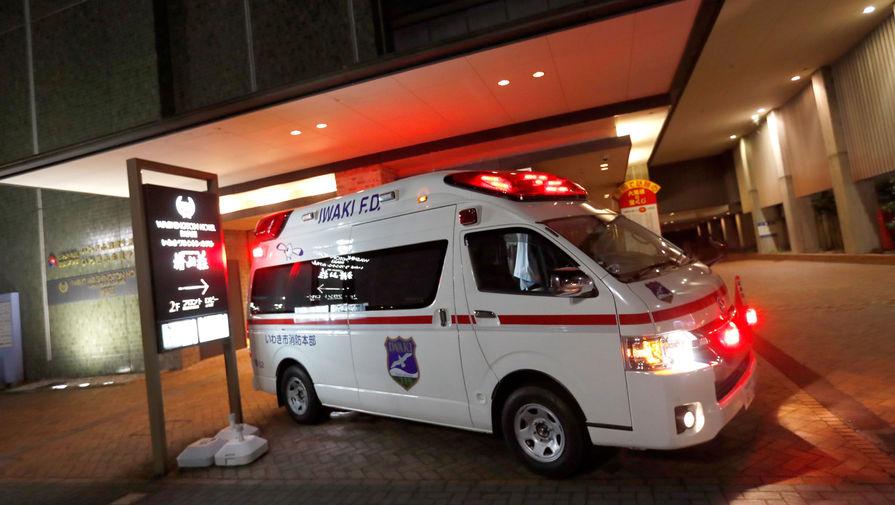 Число пострадавших в результате землетрясения в Японии превысило 50 человек