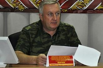 Бывший заместитель главнокомандующего внутренними войсками МВД РФ Вячеслав Варчук
