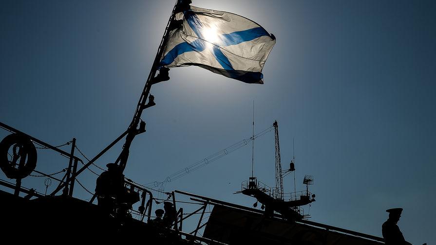 Черноморский флот ответил на обвинения Украины о заходе корабля в зону учений