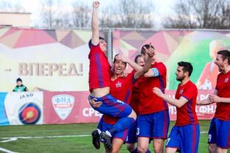 «СКА-Хабаровск» выстоял в матче заключительного тура ФНЛ против «Тамбова» и вышел в стыковые матчи за право начать следующий сезон в РФПЛ