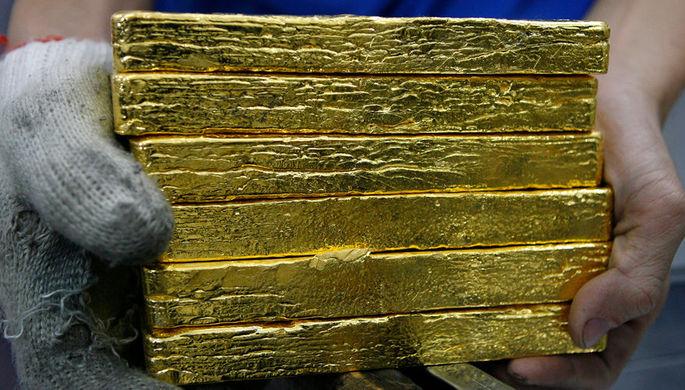 Рекордное увеличение: Британия закупилась у России золотом
