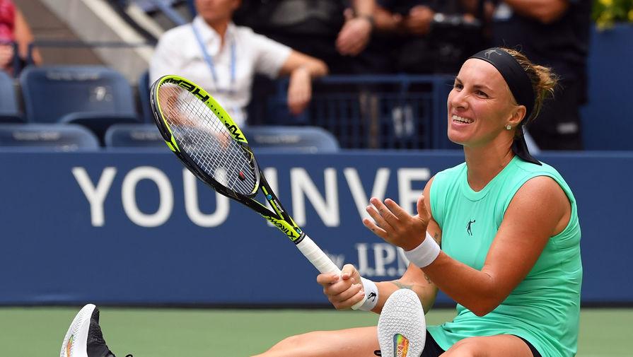 Кузнецова вышла в полуфинал турнира в Дохе