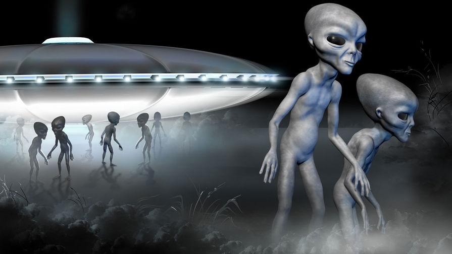 Инопланетяне уже среди людей, заявил преподаватель Оксфордского ...