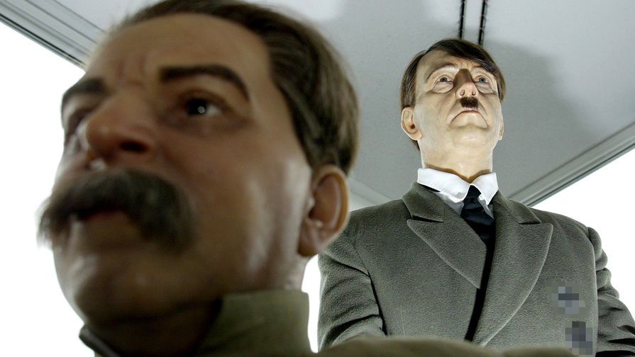 Поддержал Зеленского: Кравчук рассказал о встрече Сталина с Гитлером