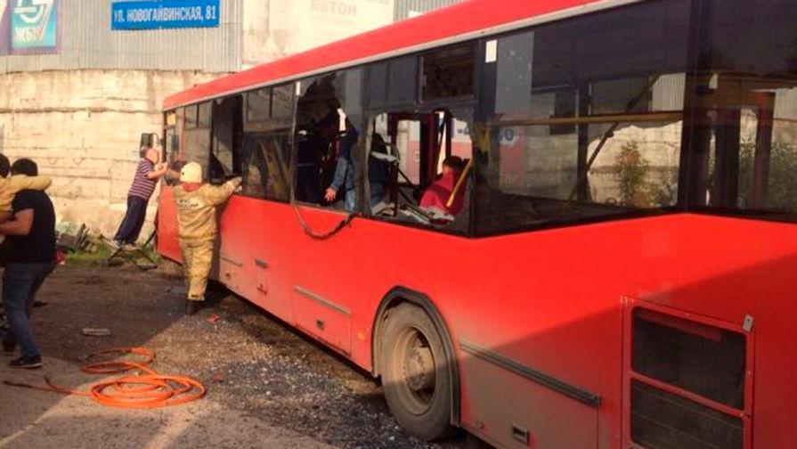 После ДТП с автобусом в Перми заведено уголовное дело