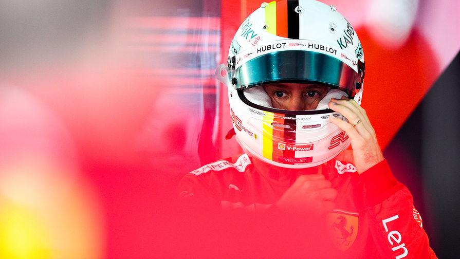 Феттель показал лучшее время в пятый день тестов «Формулы-1»