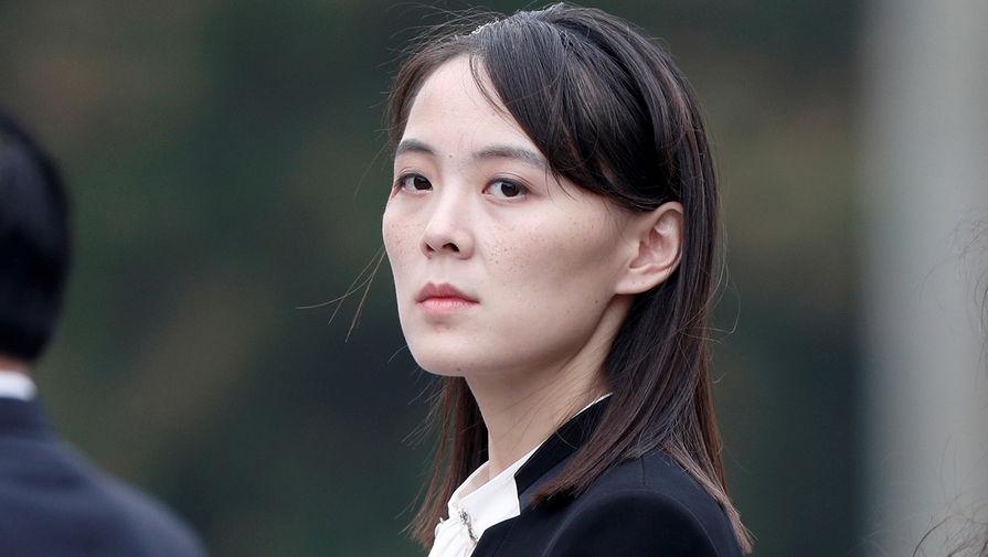 Сестра Ким Чен Ына назвала обычной деятельностью пуски ракет КНДР